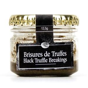 Brisures de truffes noires